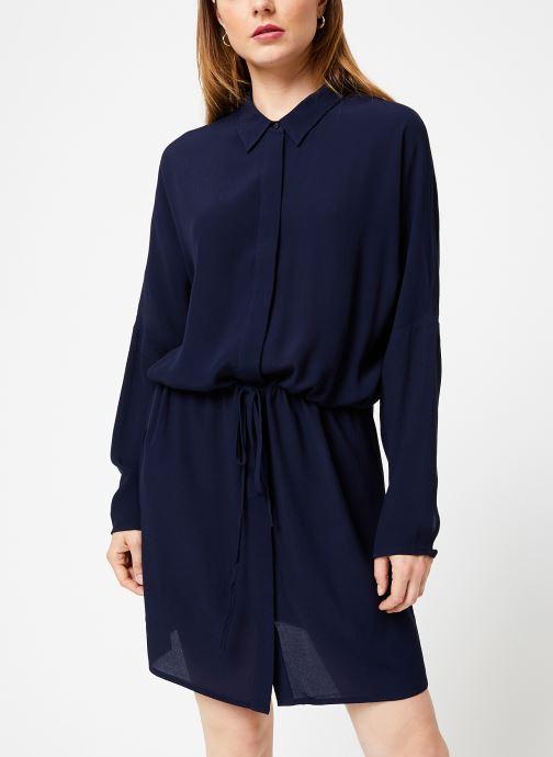 Vêtements Marie Sixtine DRESS MAROU Bleu vue détail/paire