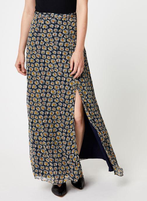 Vêtements Marie Sixtine SKIRT ATHENAIS Bleu vue détail/paire