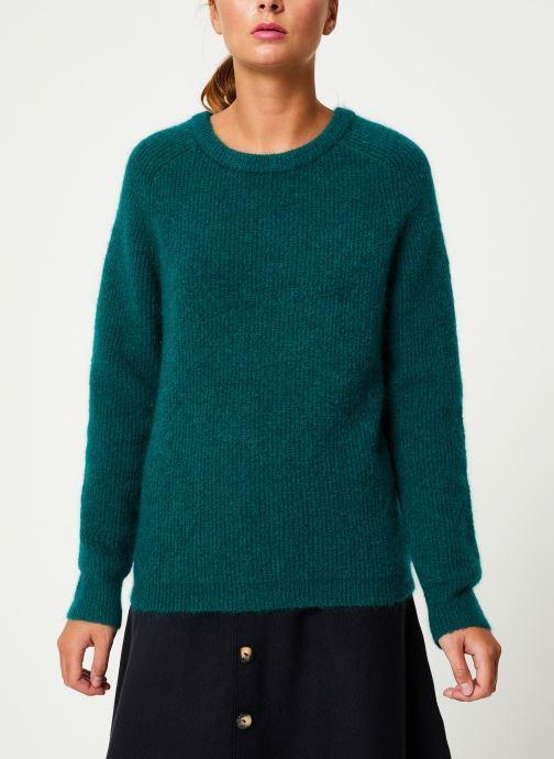 Vêtements Marie Sixtine SWEATER ELORA Vert vue détail/paire
