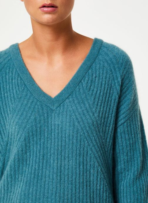 Vêtements Marie Sixtine SWEATER REMY Vert vue face