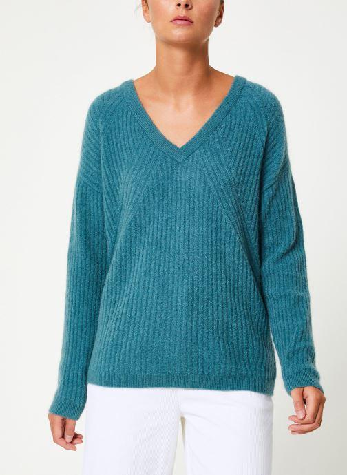 Vêtements Marie Sixtine SWEATER REMY Vert vue détail/paire