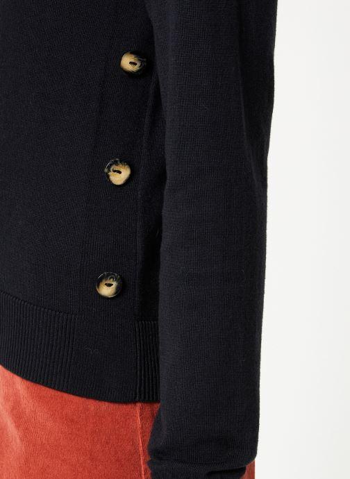 Vêtements Marie Sixtine SWEATER SABRY Noir vue face