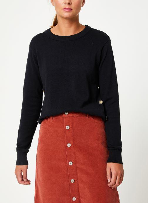 Vêtements Marie Sixtine SWEATER SABRY Noir vue droite