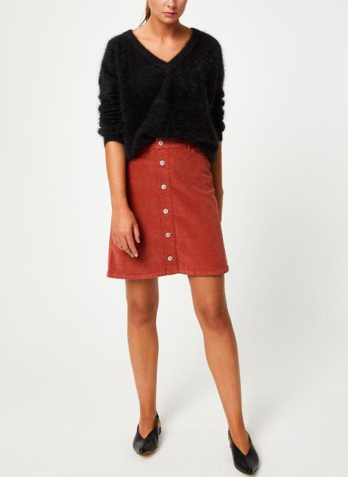 Vêtements Marie Sixtine SWEATER EDWARD Noir vue bas / vue portée sac