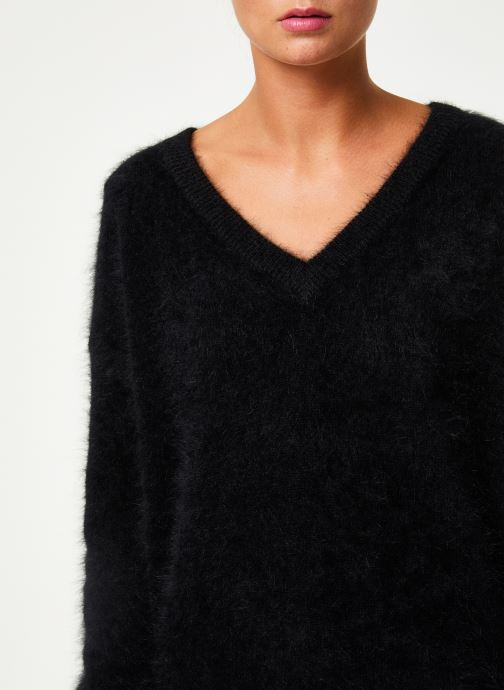 Vêtements Marie Sixtine SWEATER EDWARD Noir vue face