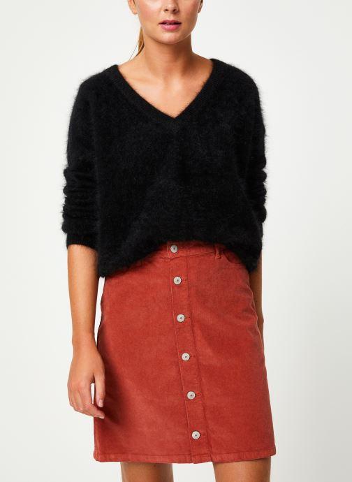 Vêtements Marie Sixtine SWEATER EDWARD Noir vue droite