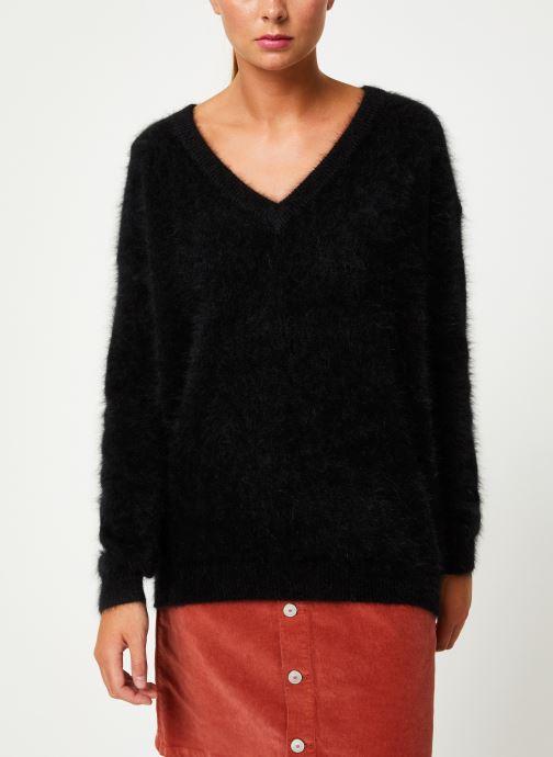 Vêtements Marie Sixtine SWEATER EDWARD Noir vue détail/paire