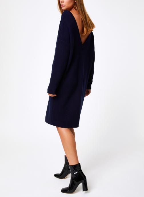Vêtements Marie Sixtine DRESS SOLENN Bleu vue bas / vue portée sac
