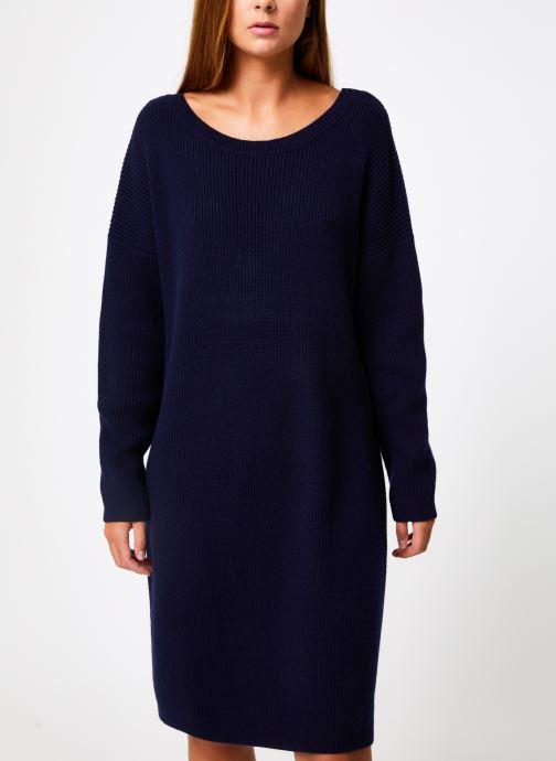 Vêtements Marie Sixtine DRESS SOLENN Bleu vue détail/paire