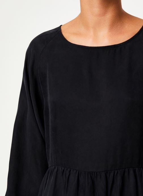 Vêtements Marie Sixtine DRESS BILLIE Noir vue face