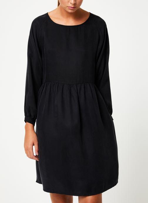 Vêtements Marie Sixtine DRESS BILLIE Noir vue droite