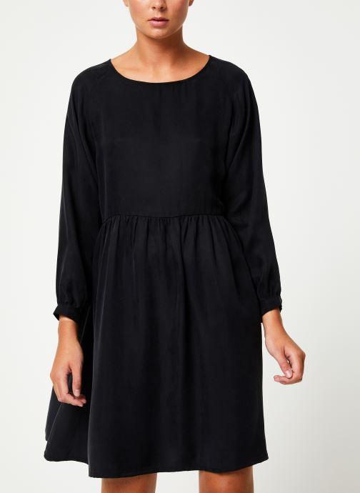 Vêtements Marie Sixtine DRESS BILLIE Noir vue détail/paire