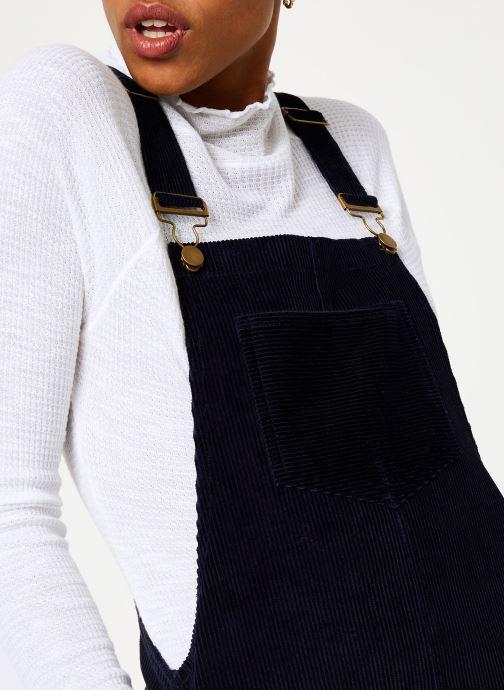 Vêtements Marie Sixtine DRESS LUCE Bleu vue face