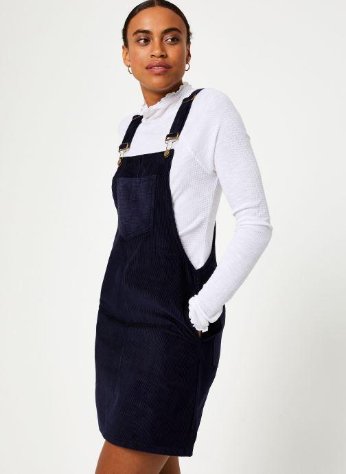 Vêtements Marie Sixtine DRESS LUCE Bleu vue droite