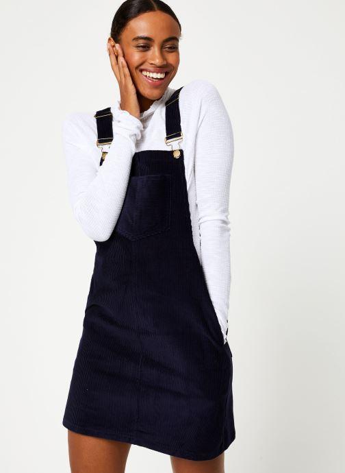 Vêtements Marie Sixtine DRESS LUCE Bleu vue détail/paire