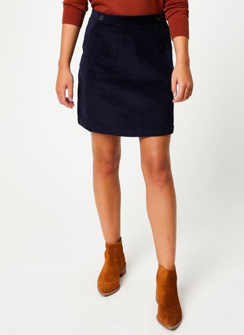 Vêtements Marie Sixtine SKIRT MAY Bleu vue détail/paire