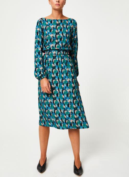 Vêtements Marie Sixtine DRESS MATHILDE Vert vue bas / vue portée sac
