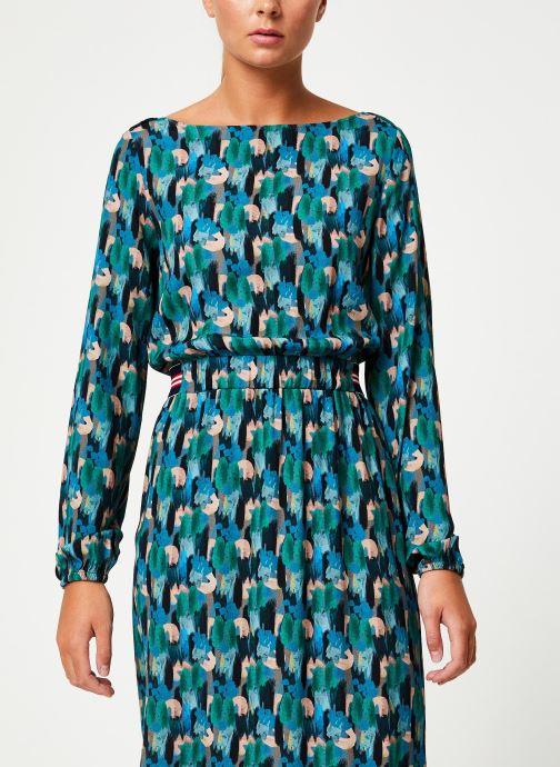 Vêtements Marie Sixtine DRESS MATHILDE Vert vue droite