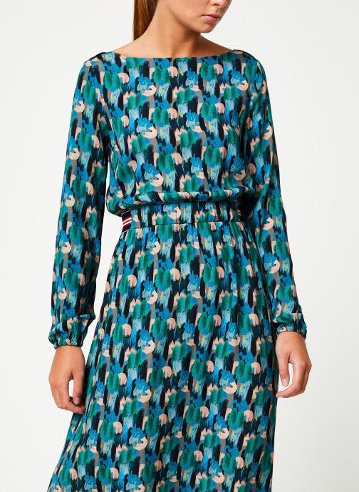 Vêtements Marie Sixtine DRESS MATHILDE Vert vue détail/paire