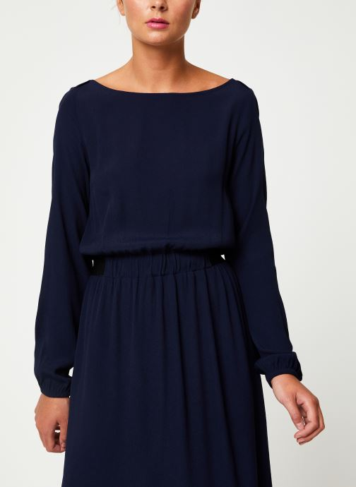 Vêtements Marie Sixtine DRESS MATHILDE Bleu vue droite