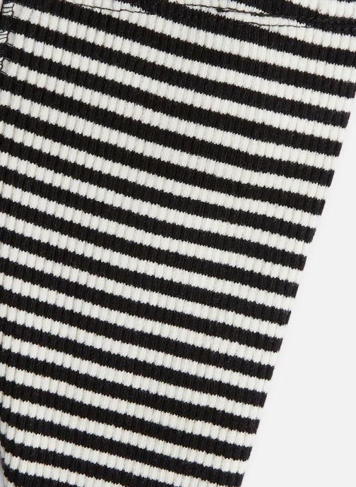 Vêtements Sproet & Sprout Legging Rib Jersey Gris vue portées chaussures