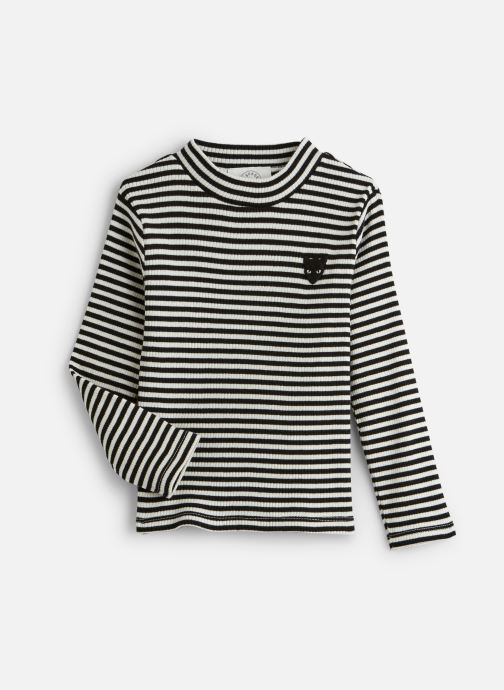 Vêtements Sproet & Sprout T-Shirt Jersey Noir vue détail/paire