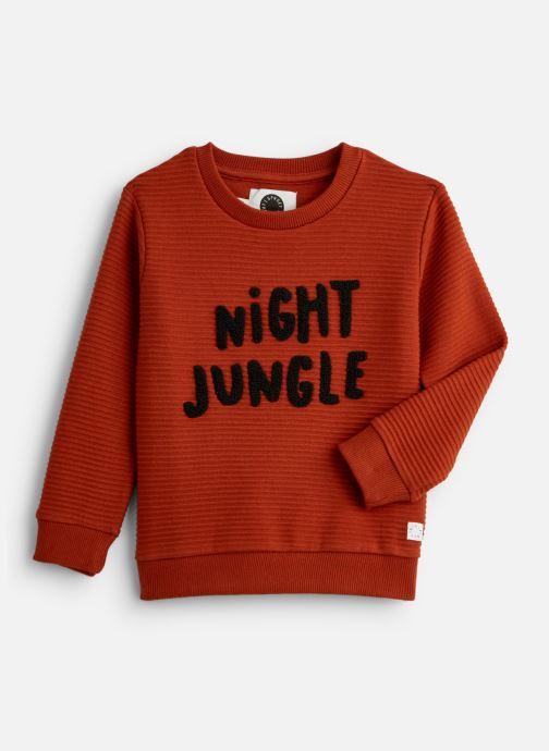 Vêtements Sproet & Sprout Sweatshirt Night Jungle Orange vue détail/paire