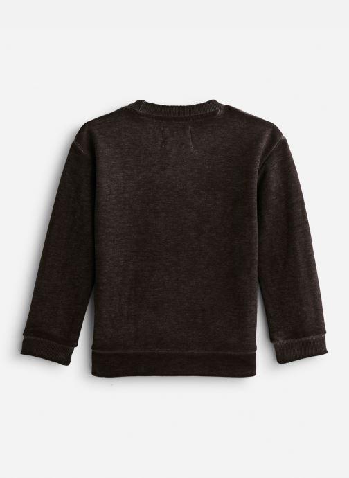 Vêtements Sproet & Sprout Sweatshirt Panther Head Noir vue bas / vue portée sac