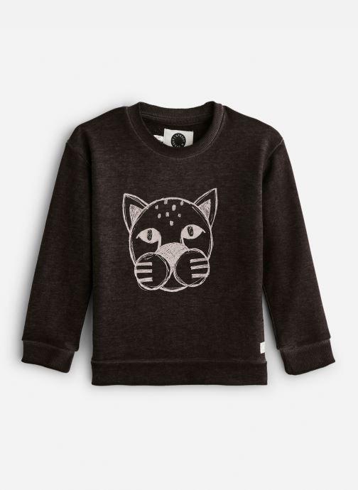Vêtements Sproet & Sprout Sweatshirt Panther Head Noir vue détail/paire