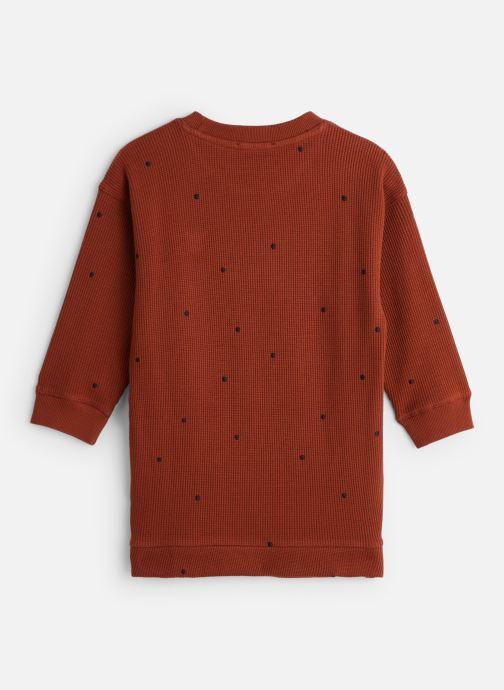 Vêtements Sproet & Sprout Sweat Dress Dots Marron vue bas / vue portée sac