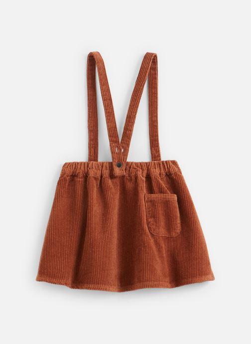 Vêtements Sproet & Sprout Corduroy Skirt Marron vue bas / vue portée sac