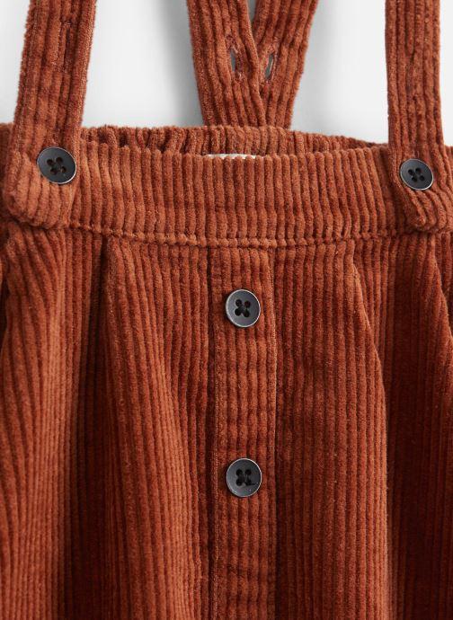 Vêtements Sproet & Sprout Corduroy Skirt Marron vue portées chaussures