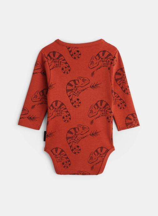 Vêtements Sproet & Sprout Romper Chameleon Orange vue bas / vue portée sac