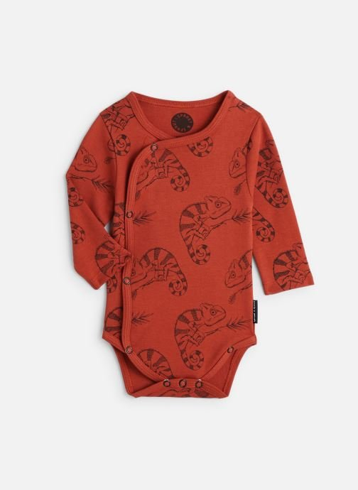 Vêtements Sproet & Sprout Romper Chameleon Orange vue détail/paire