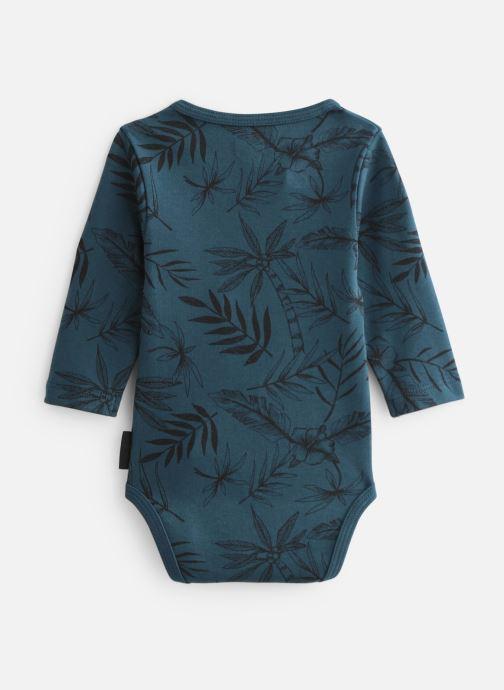 Vêtements Sproet & Sprout Romper Tropcal Bleu vue bas / vue portée sac