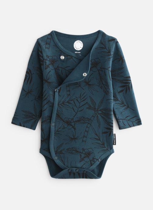 Vêtements Sproet & Sprout Romper Tropcal Bleu vue détail/paire