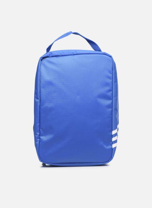 Bagage adidas originals Sneaker Bag Blauw voorkant