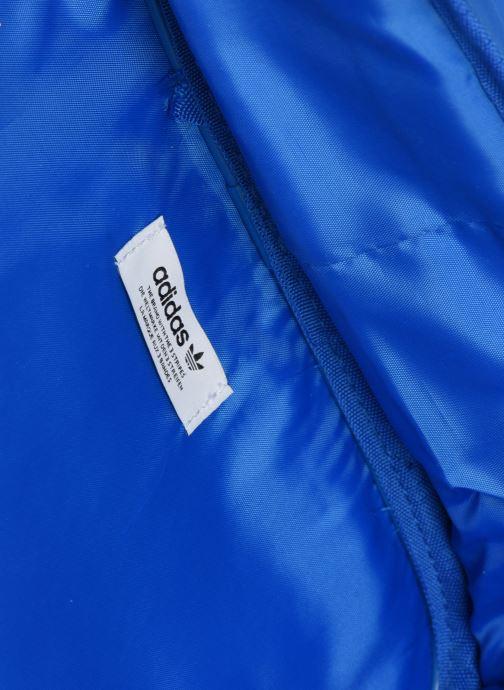 Bagages adidas originals Sneaker Bag Bleu vue derrière