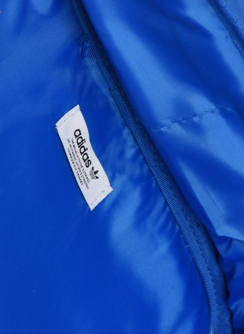 Bagage adidas originals Sneaker Bag Blauw achterkant