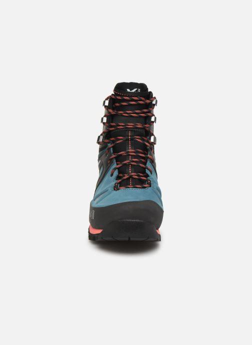 Chaussures de sport Millet HIGH ROUTE GTX W Multicolore vue portées chaussures