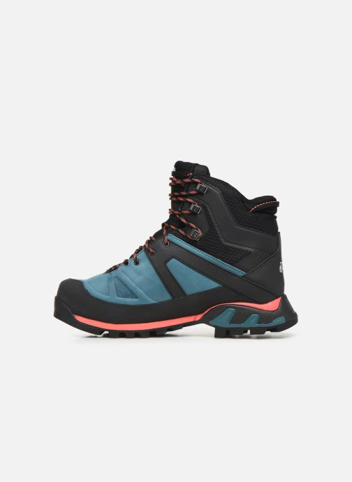 Chaussures de sport Millet HIGH ROUTE GTX W Multicolore vue face
