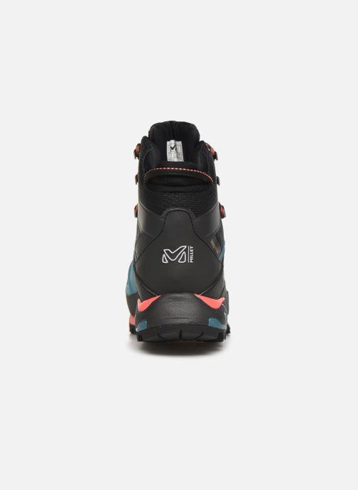 Chaussures de sport Millet HIGH ROUTE GTX W Multicolore vue droite