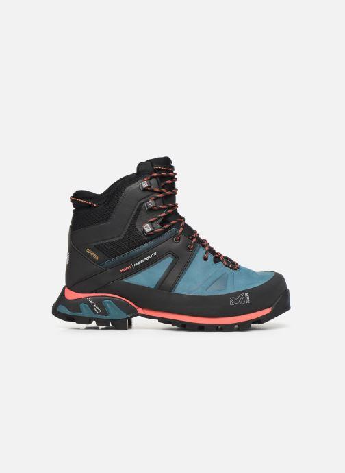 Chaussures de sport Millet HIGH ROUTE GTX W Multicolore vue derrière
