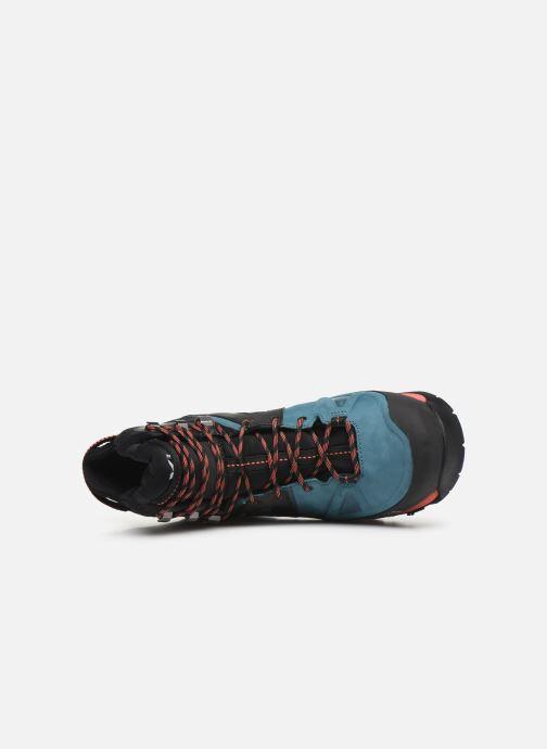 Chaussures de sport Millet HIGH ROUTE GTX W Multicolore vue gauche