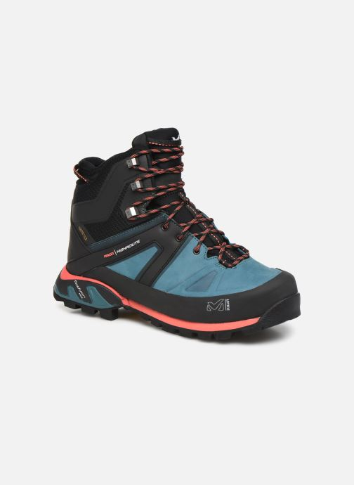 Chaussures de sport Millet HIGH ROUTE GTX W Multicolore vue détail/paire