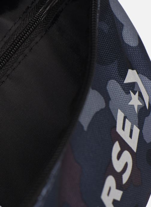 Kleine lederwaren Converse SLING PACK Zwart achterkant