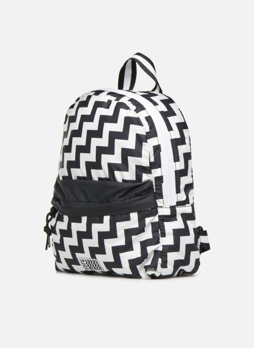 Mochilas Converse AS IF BACKPACK Blanco vista del modelo