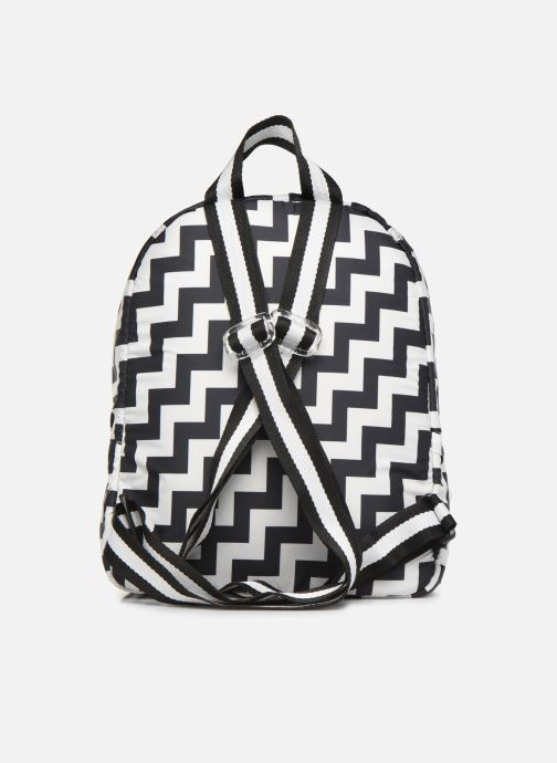 Mochilas Converse AS IF BACKPACK Blanco vista de frente