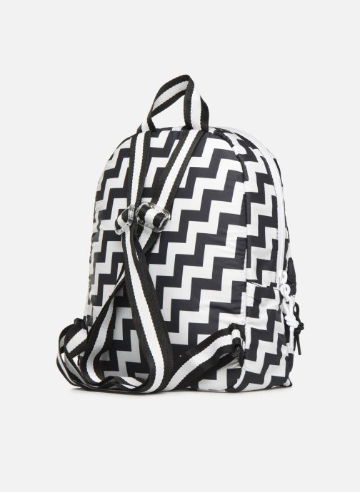 Mochilas Converse AS IF BACKPACK Blanco vista lateral derecha