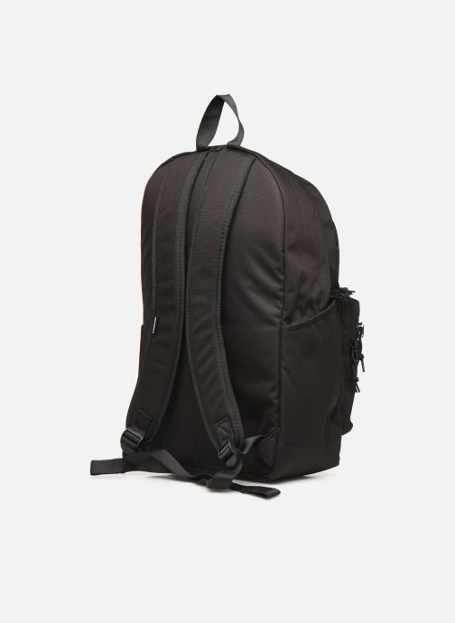 Rucksacks Converse GO 2 BACKPACK Black view from the right